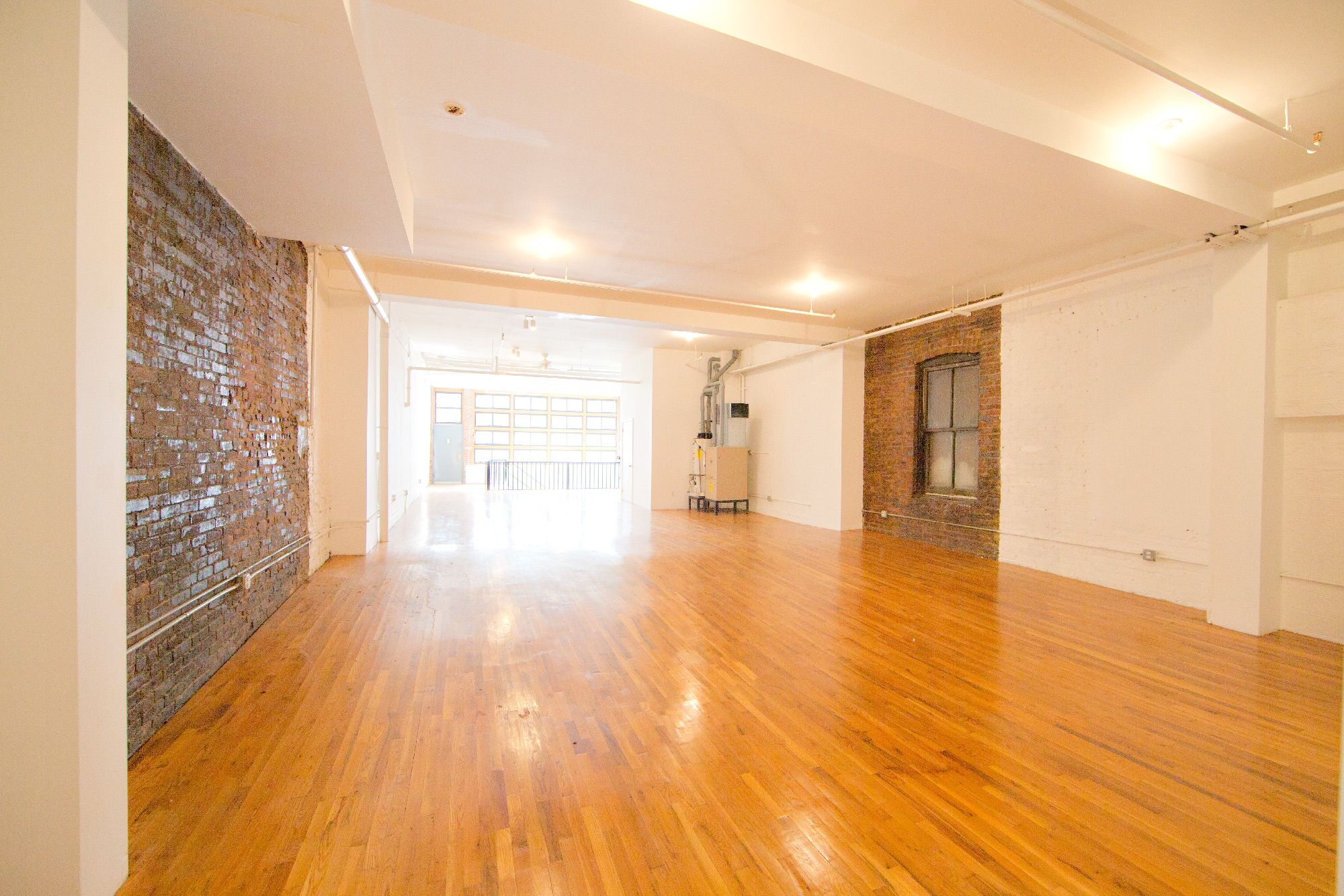 brooklyn live work loft ground floor 1g broolyn williamsburg